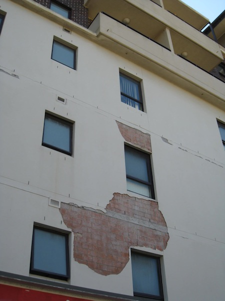 building defect